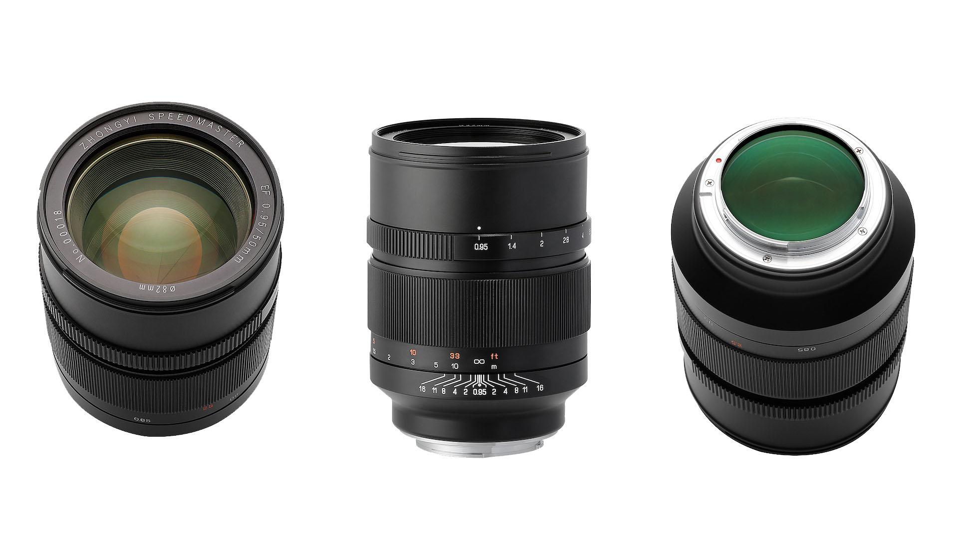 Mitakon Speedmaster 50mm f/0.95 Lens