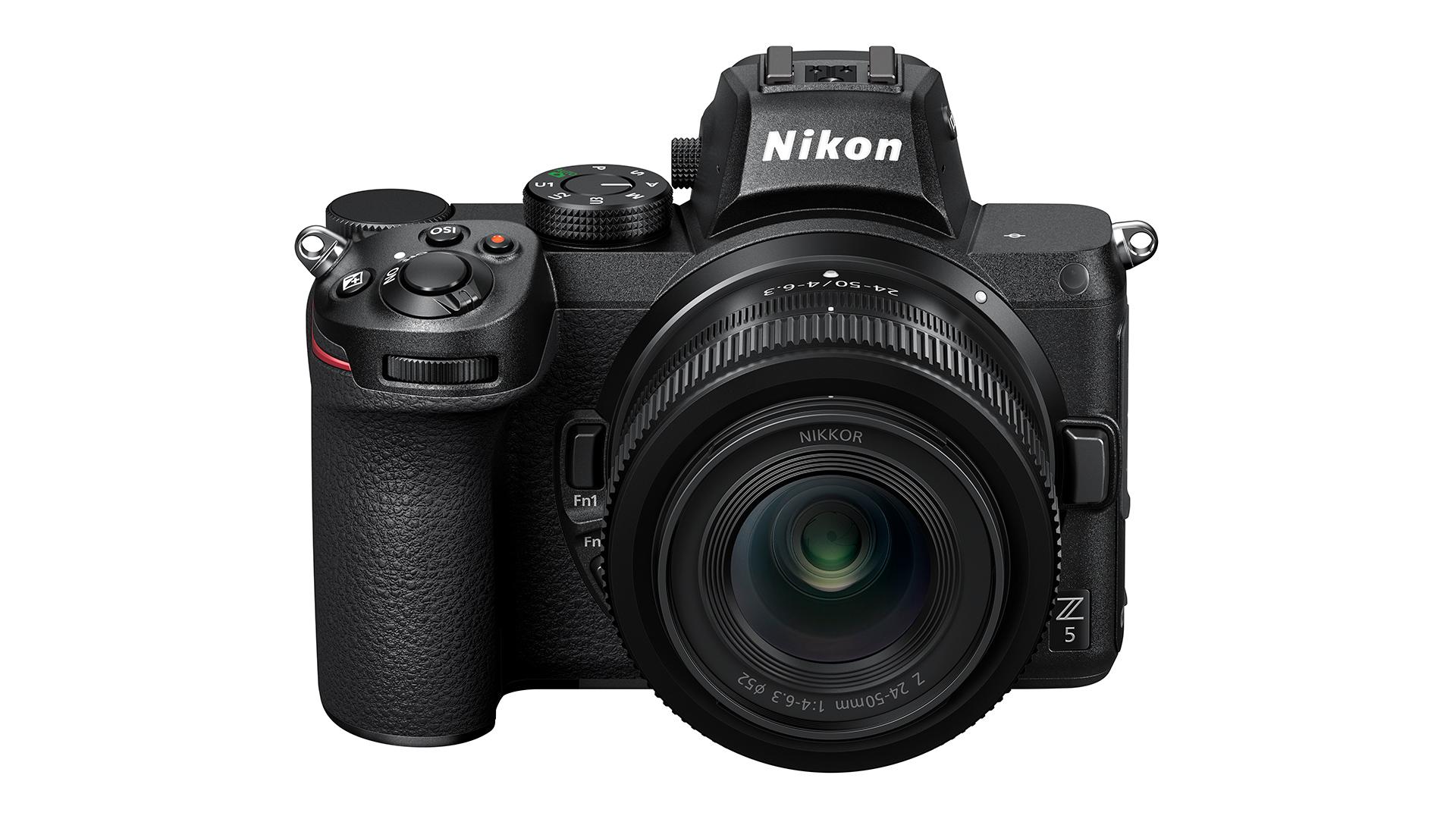 Nikon Z 5 entry level full-frame camera