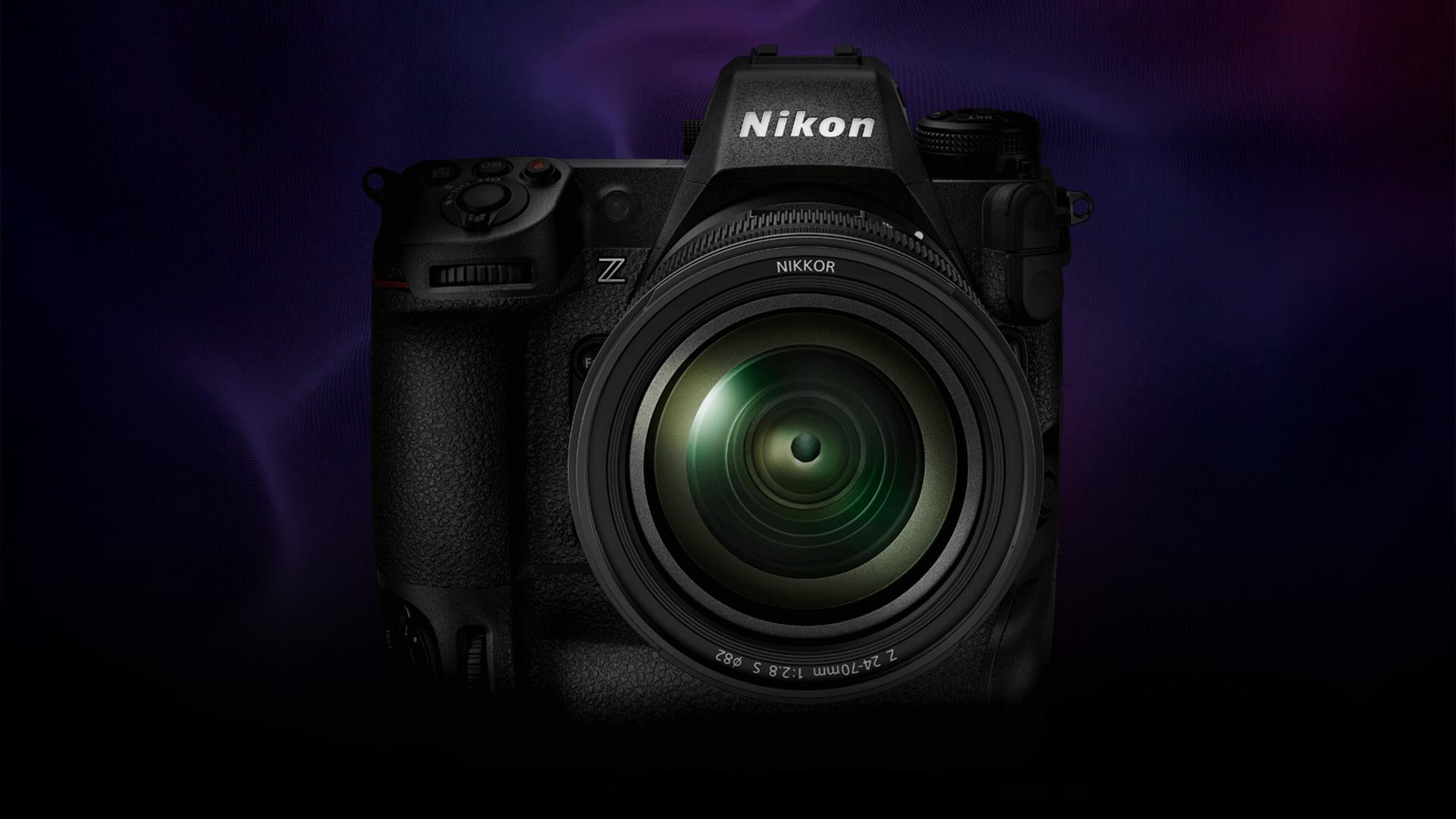 Nikon Z 9. Image: Nikon.