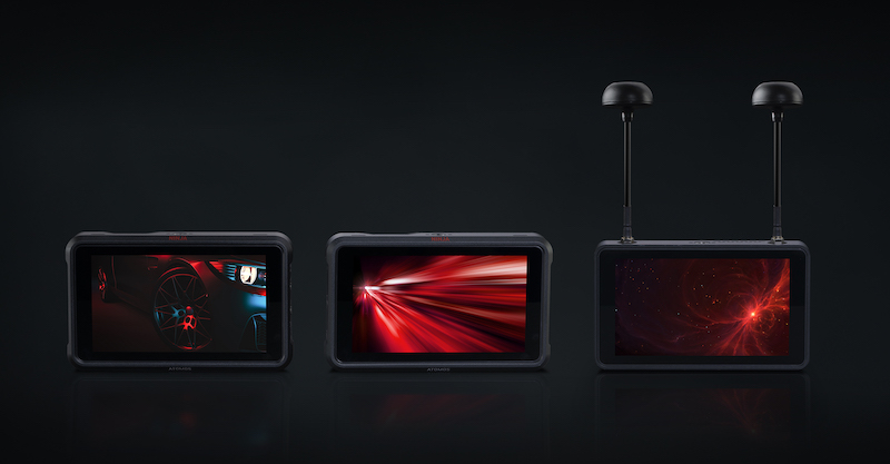 The Atomos Ninja line of monitor/recorders.