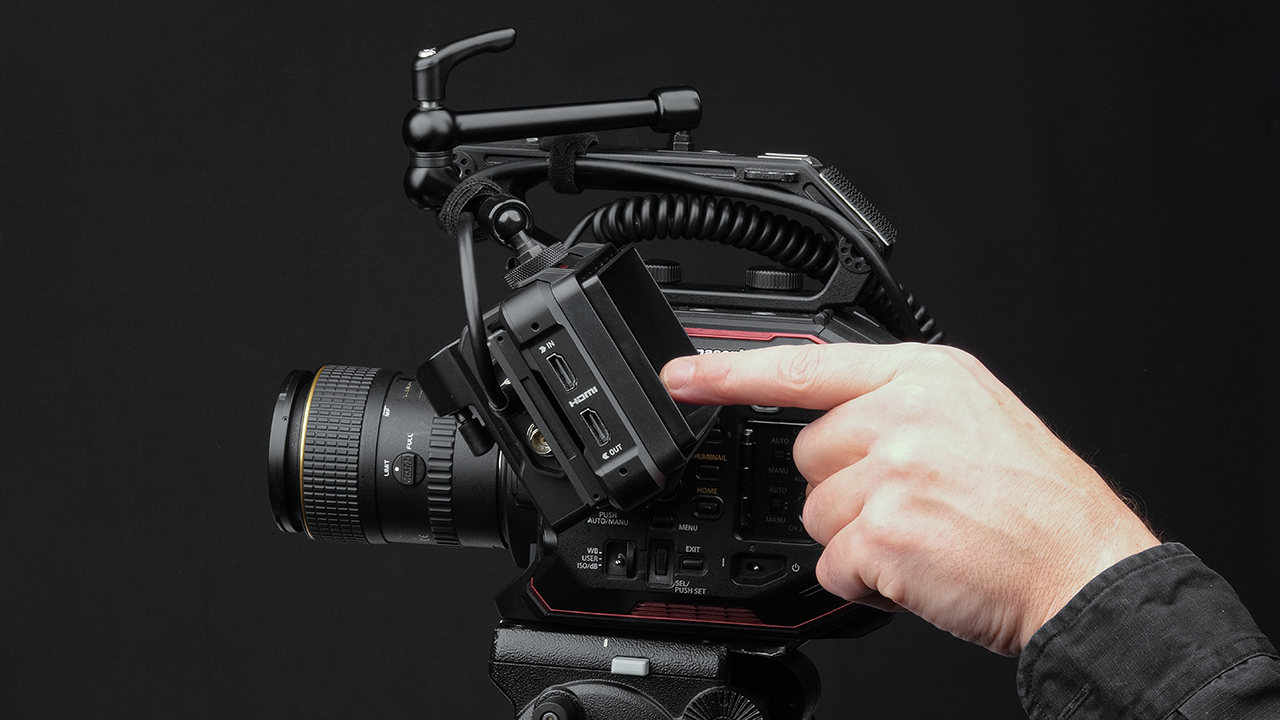 The new Atomos Ninja V Pro Kit. Image: Atomos.