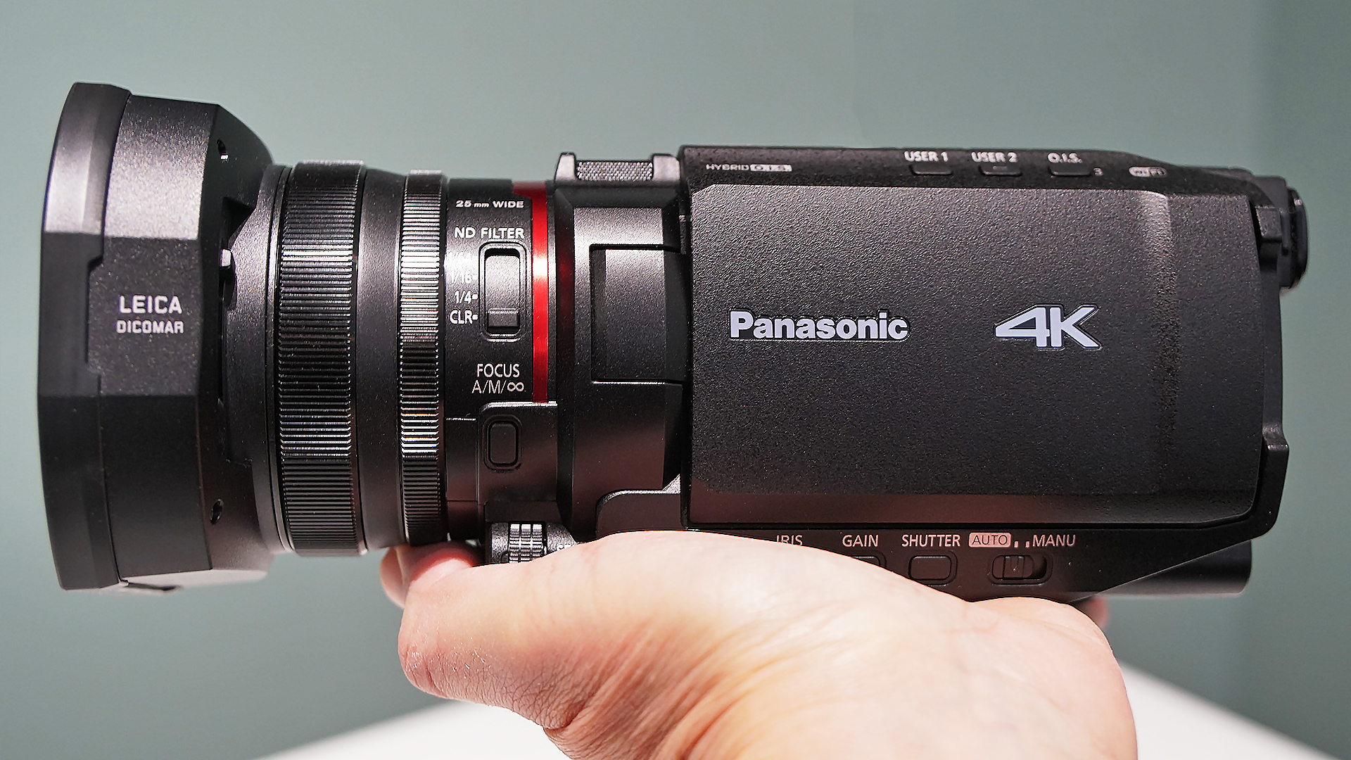 Panasonic AG-CX10 review