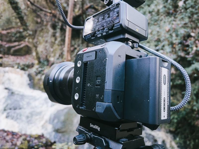 Panasonic BGH1.