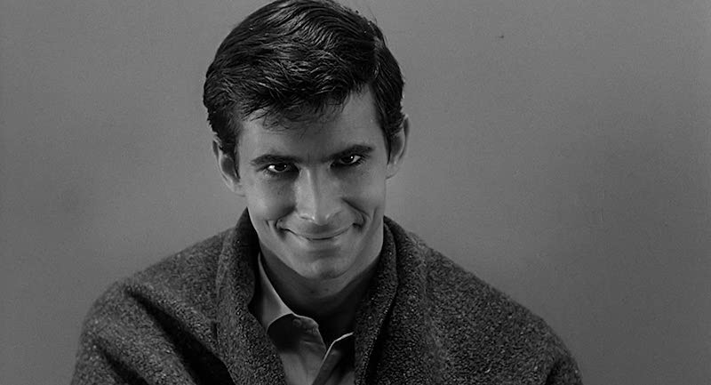Protagonist Norman Bates, played by Anthony Perkins. Image: IMDB.