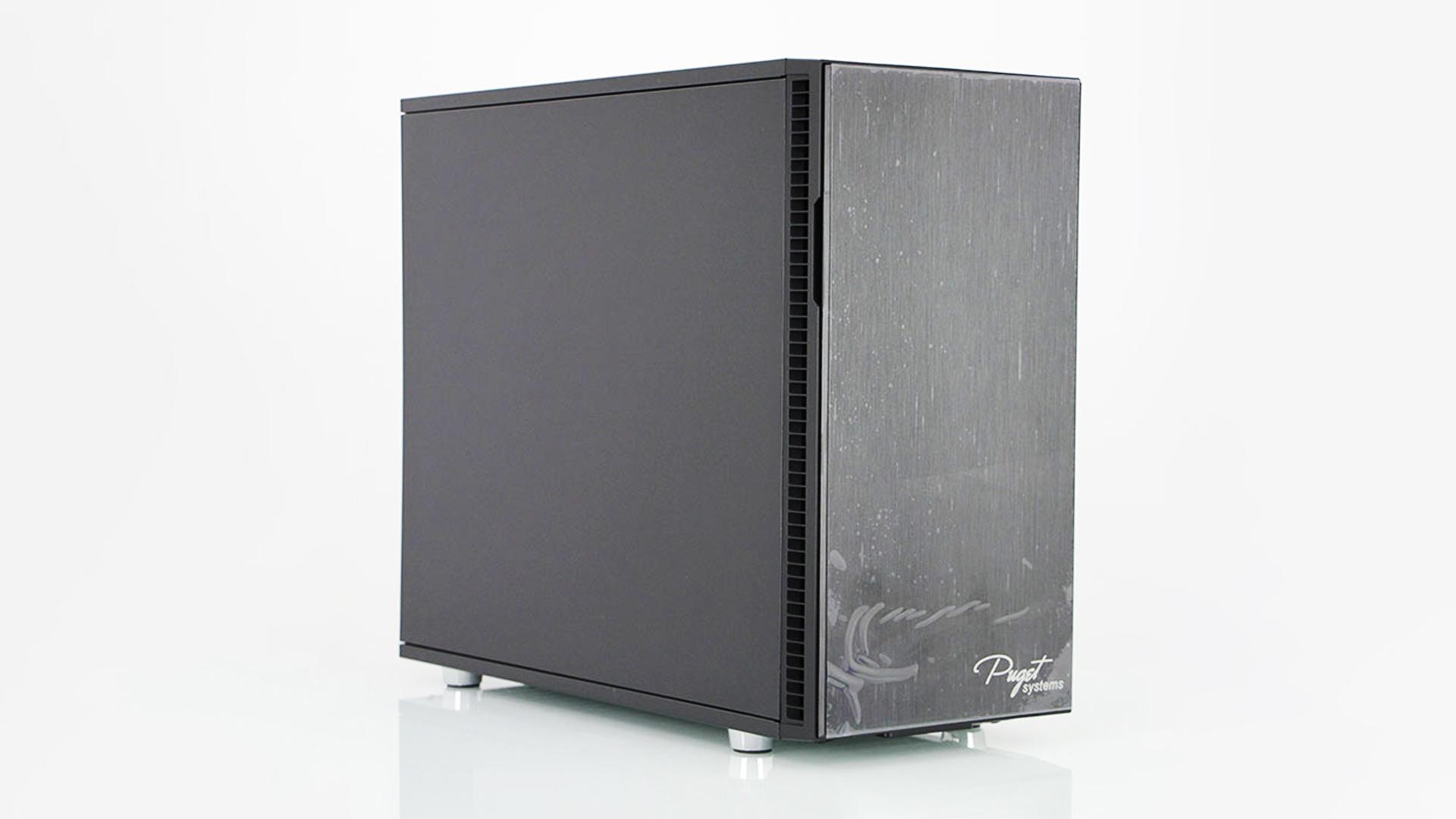 Puget Systems Genesis custom editing PC
