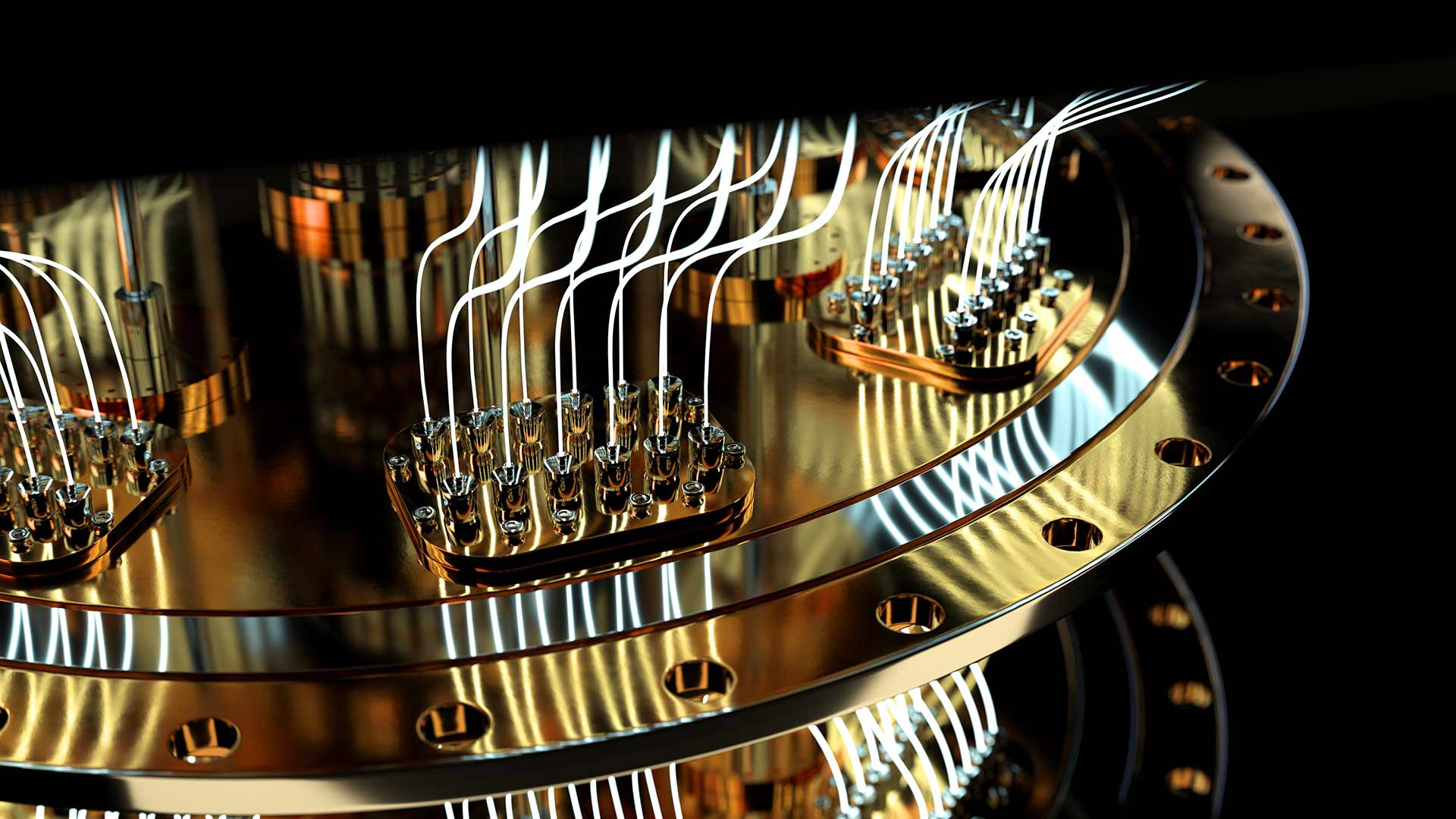 New error correction techniques could hugely advance quantum computing. Image: