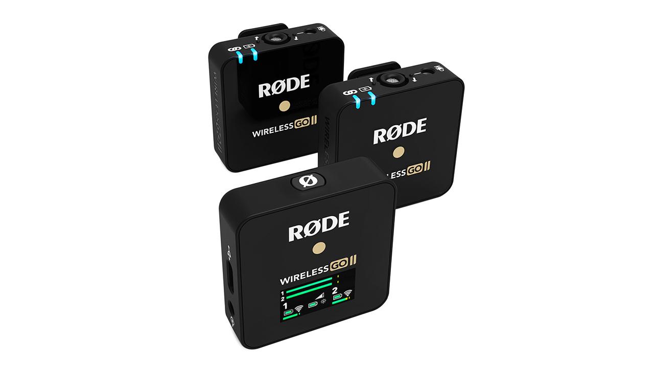 The new RØDE Wireless GO 2 improves on the original. Image: RØDE.
