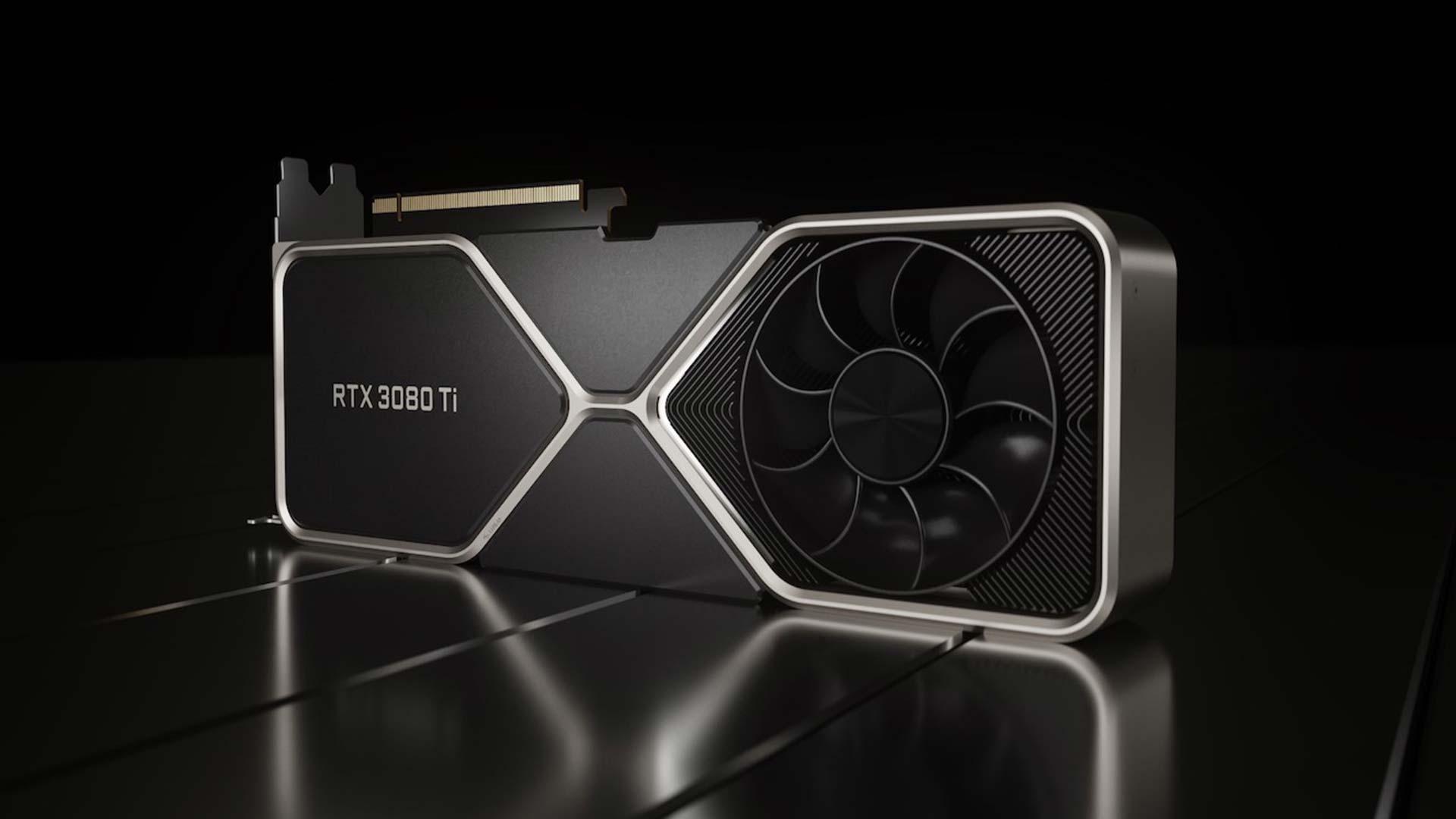 The Nvidia RTX 3080 Ti. Image: Nvidia.