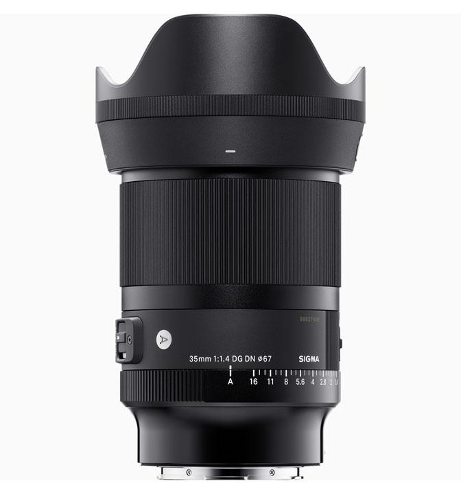 SIGMA 35mm F/1.4 DG DN Art Lens