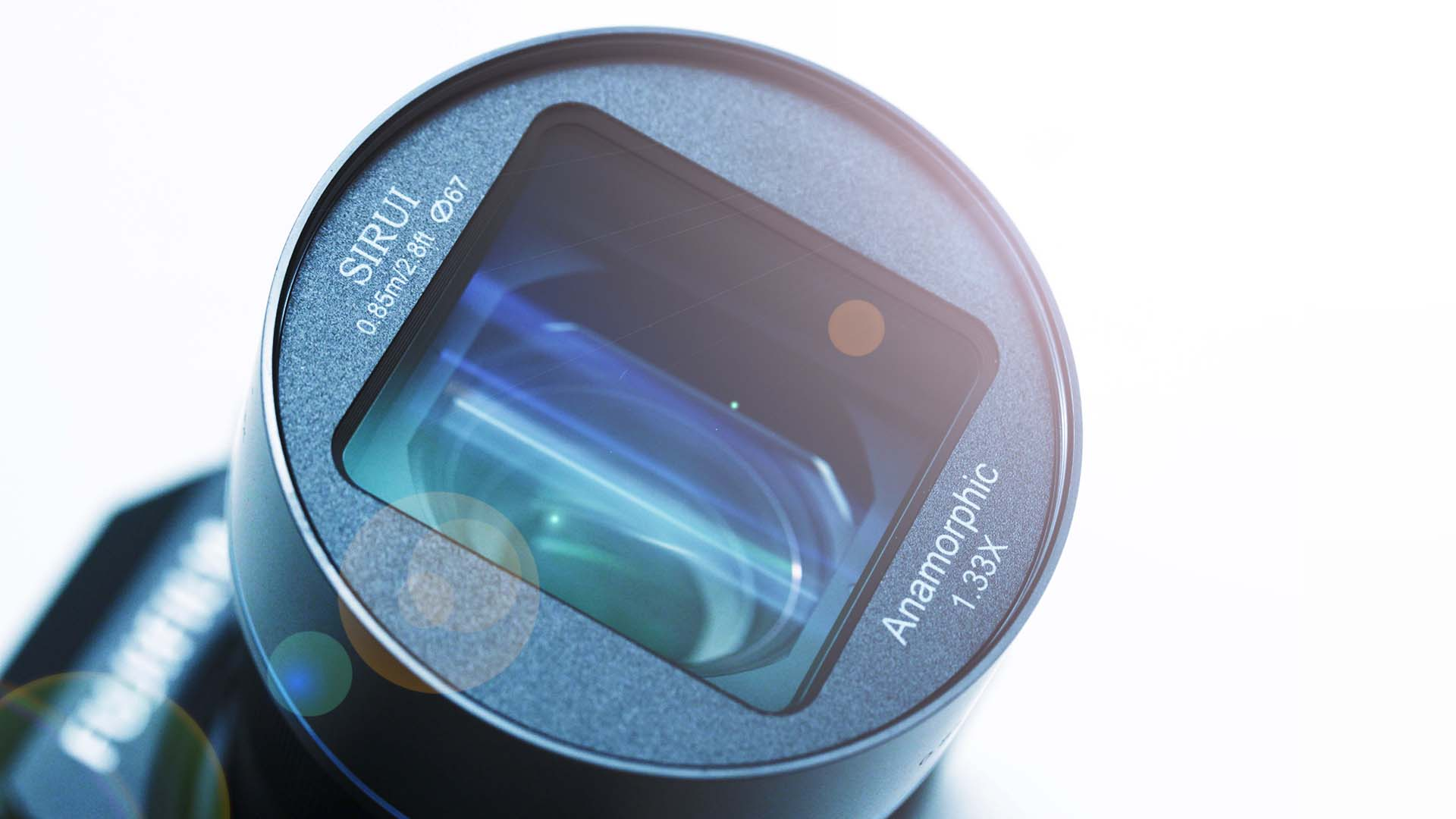 Sirui 50mm anamorphic lens review
