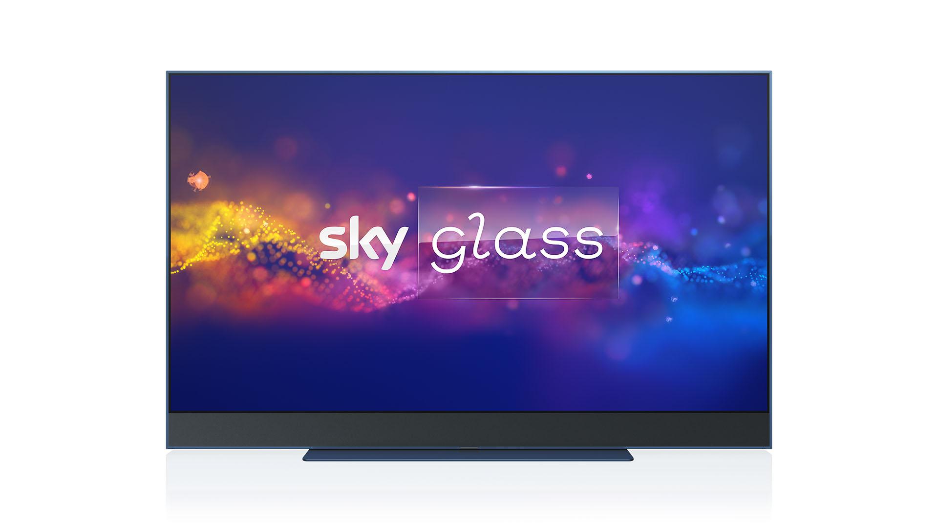 Sky Glass. Image: Sky.