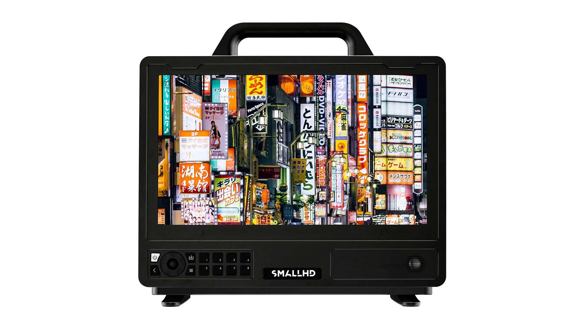 The new SmallHD Cine13 4K monitor. Image: SmallHD.
