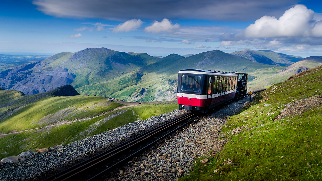 The National Trust deems unauthorised commercially taken photos of the Snowdonia mountain range a breach of copyright. Image: