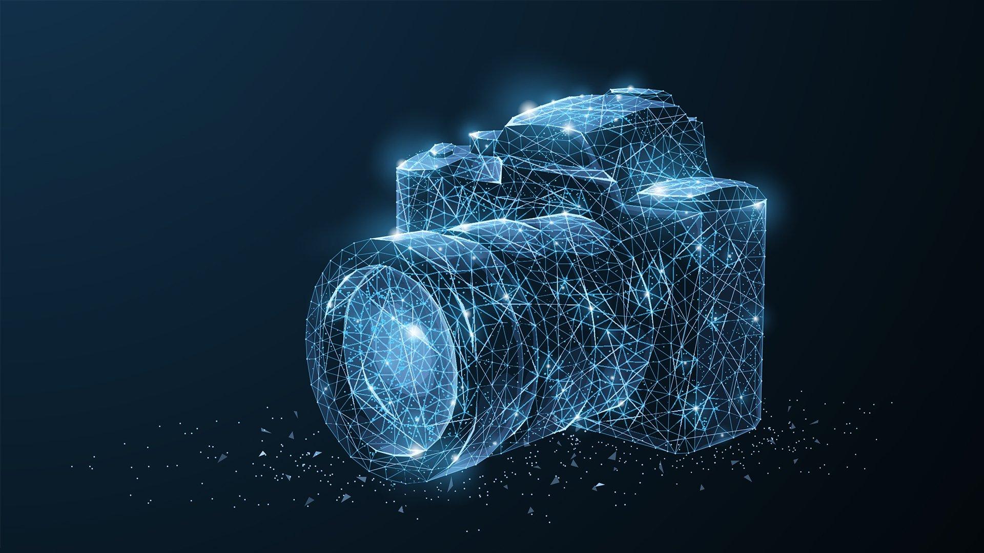 Software upgradable image sensors