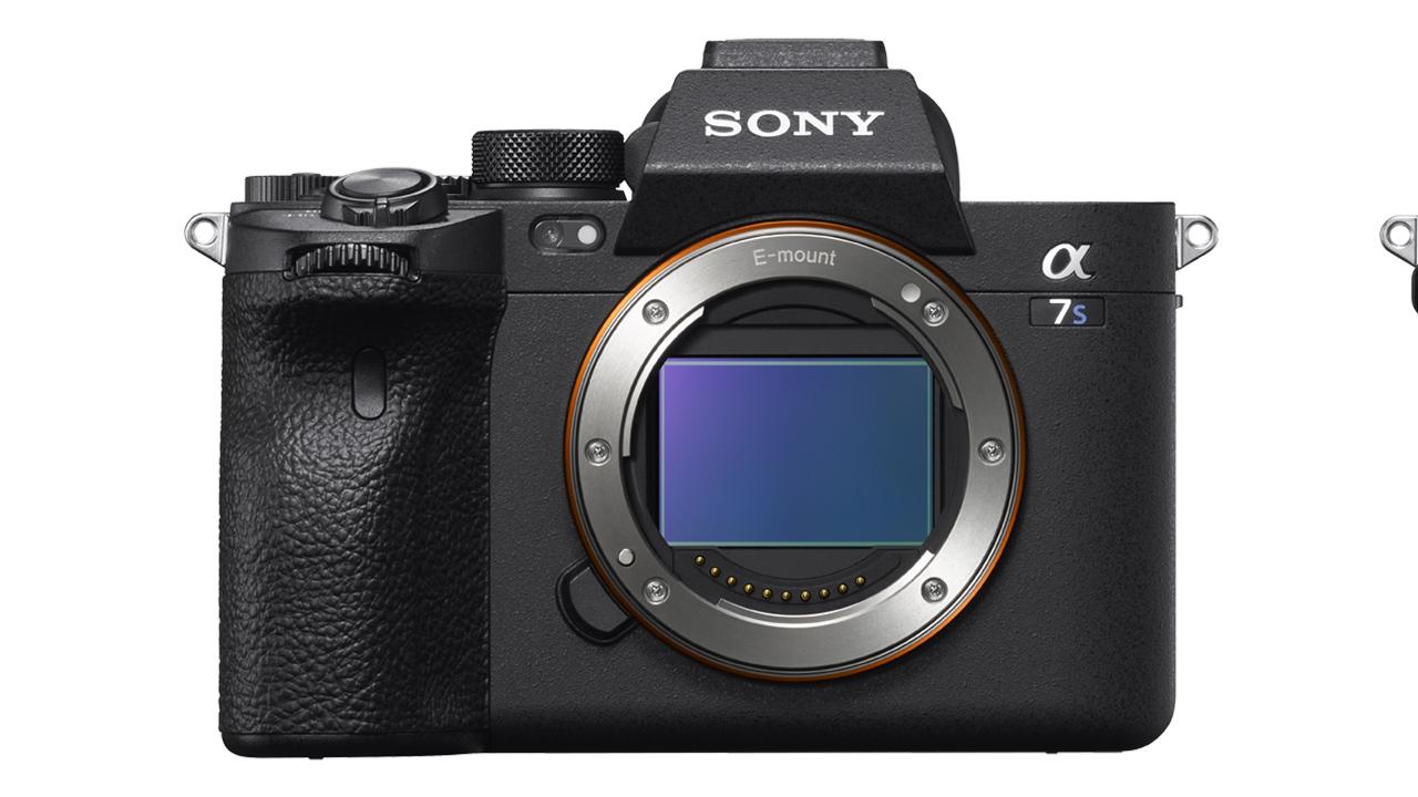 Sony A7S III. Image: Sony.