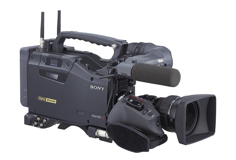 Sony DVW-970 Digital Betacam. Image: Sony.
