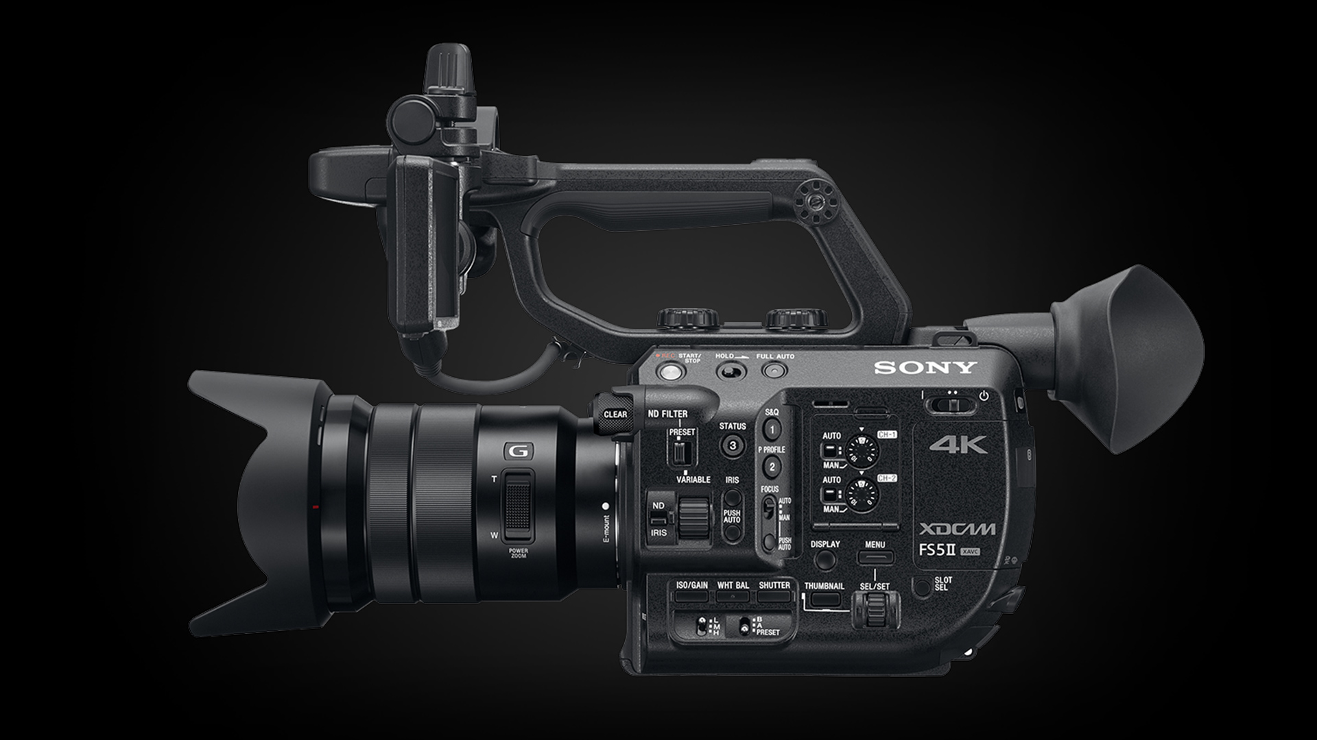 The Sony FS5M2