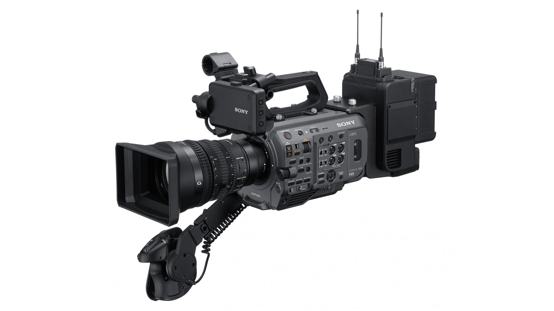 Sony FX9 camcorder