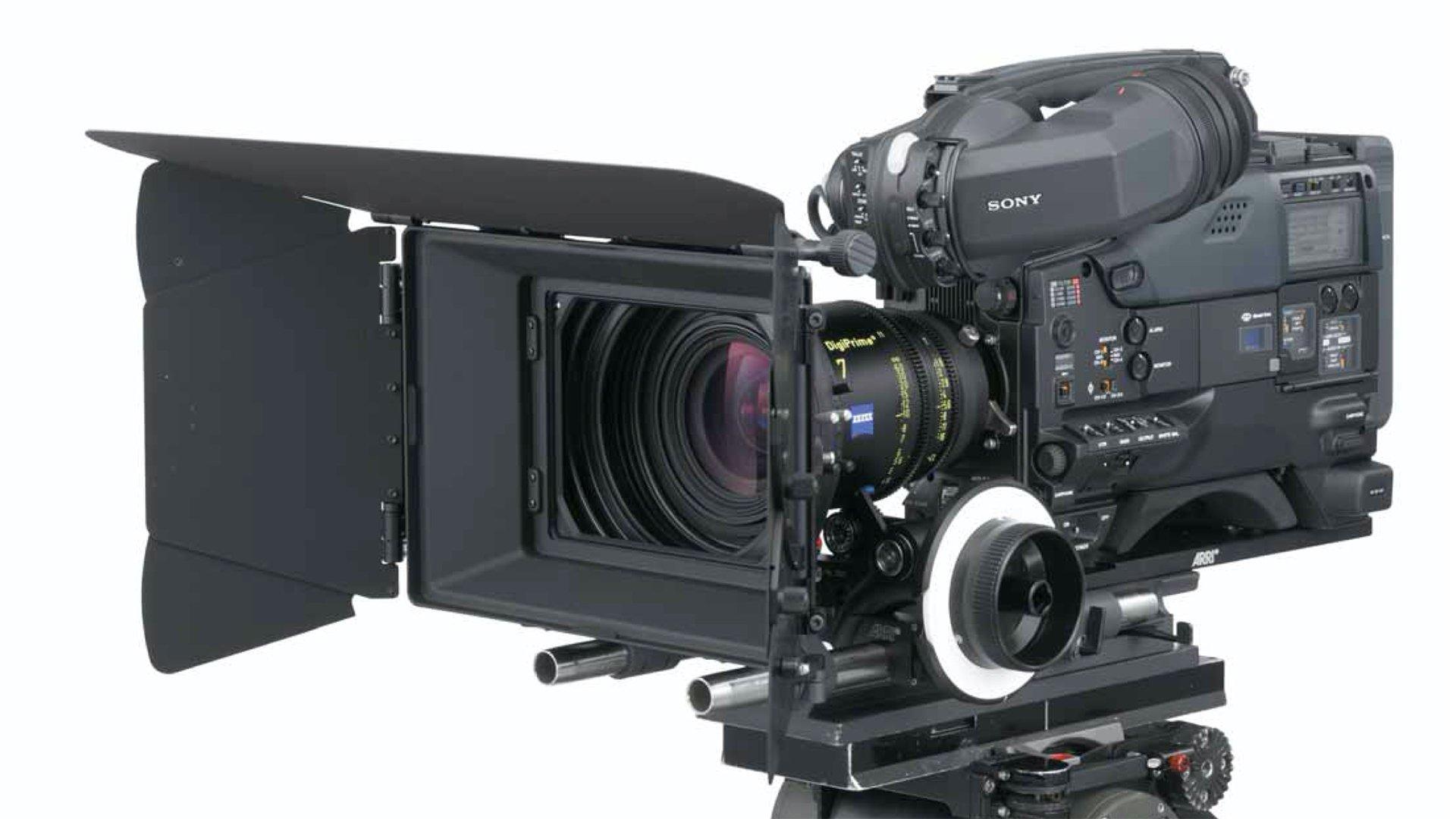 Sony HDW-F900R HDCAM camcorder