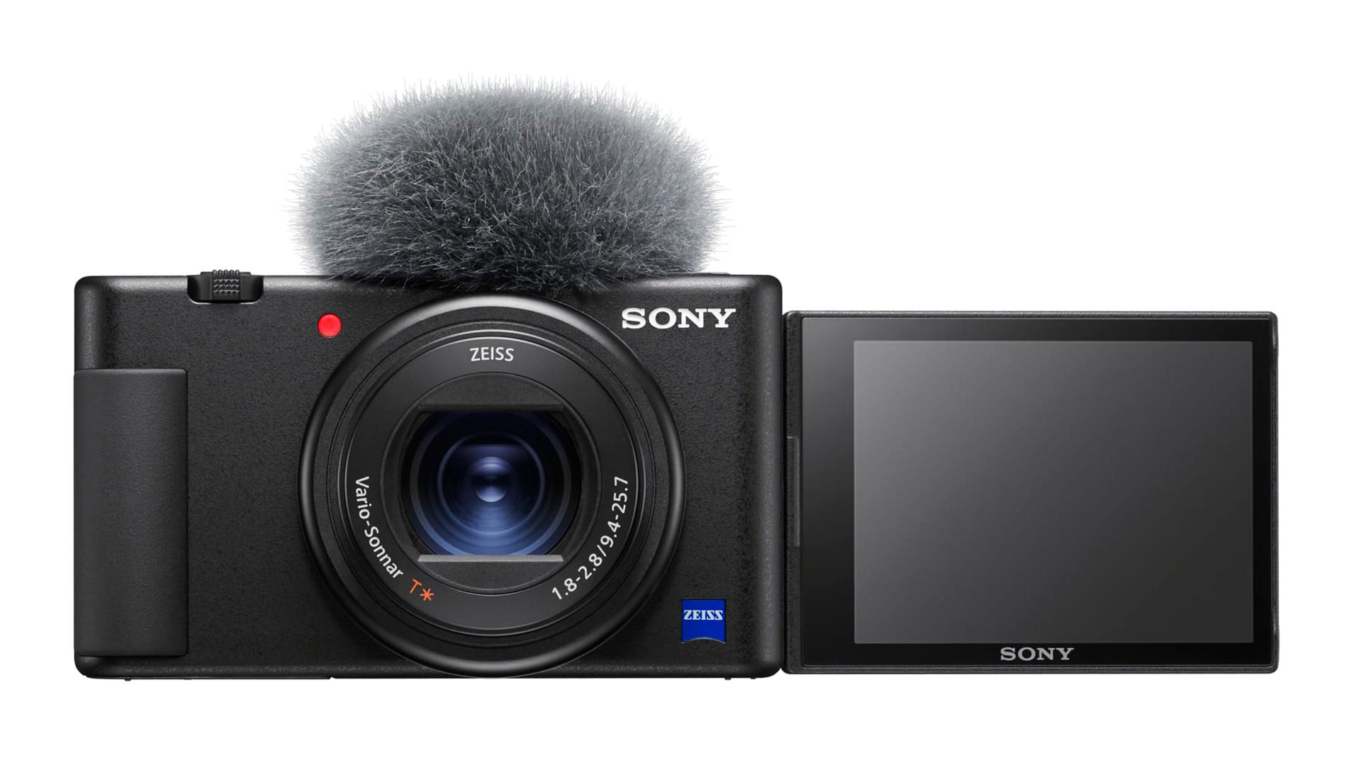 The Sony ZV-1 Vlog camera