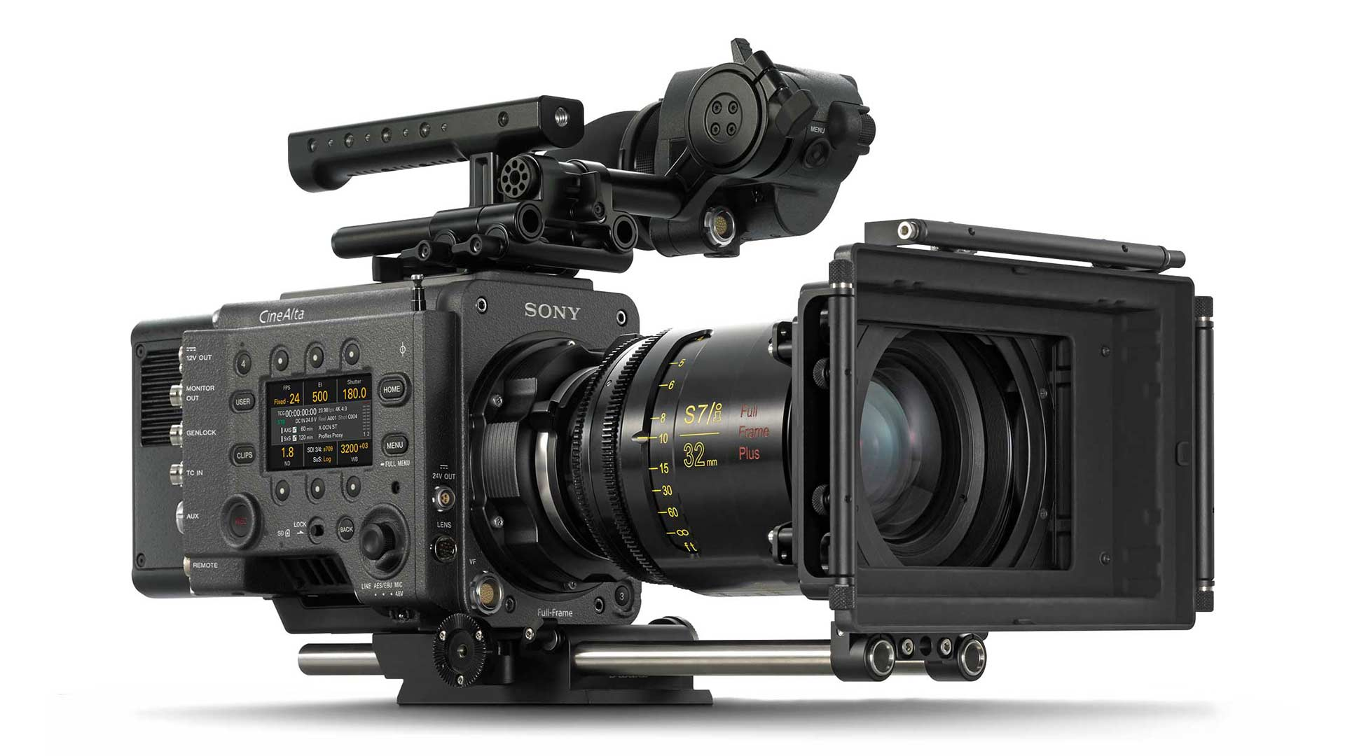 The Sony VENICE. 6K is most certainly not a broadcast standard. Image: Sony.