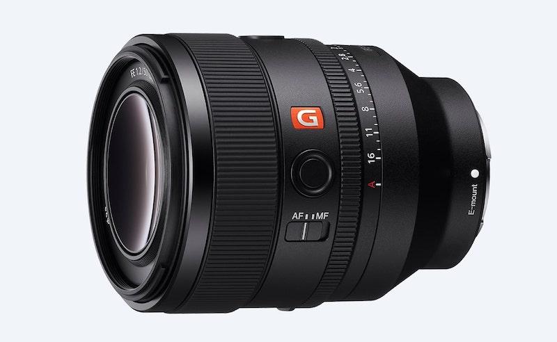FE 50mm F/1.2 GM Lens