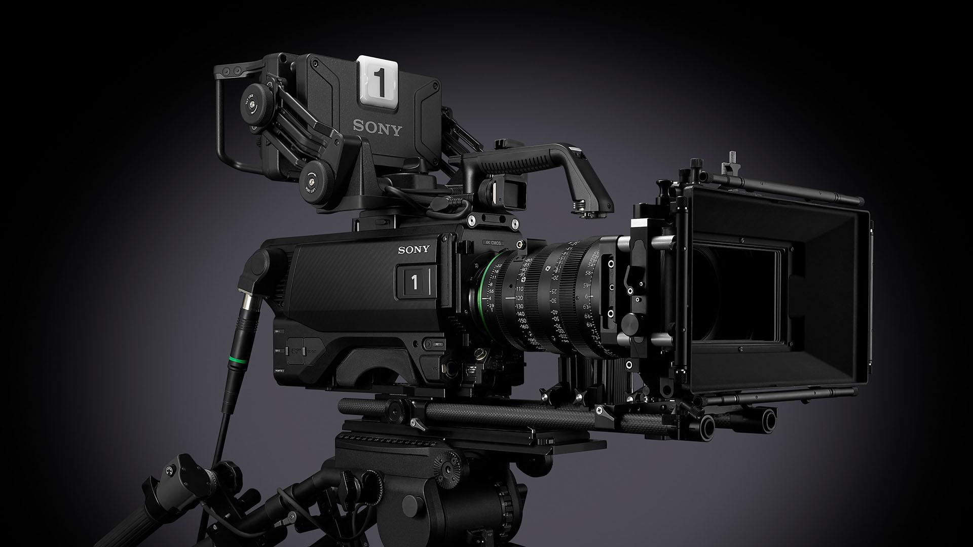 The Sony HDC-F5500 S35 Field System Camera. Image: Sony.