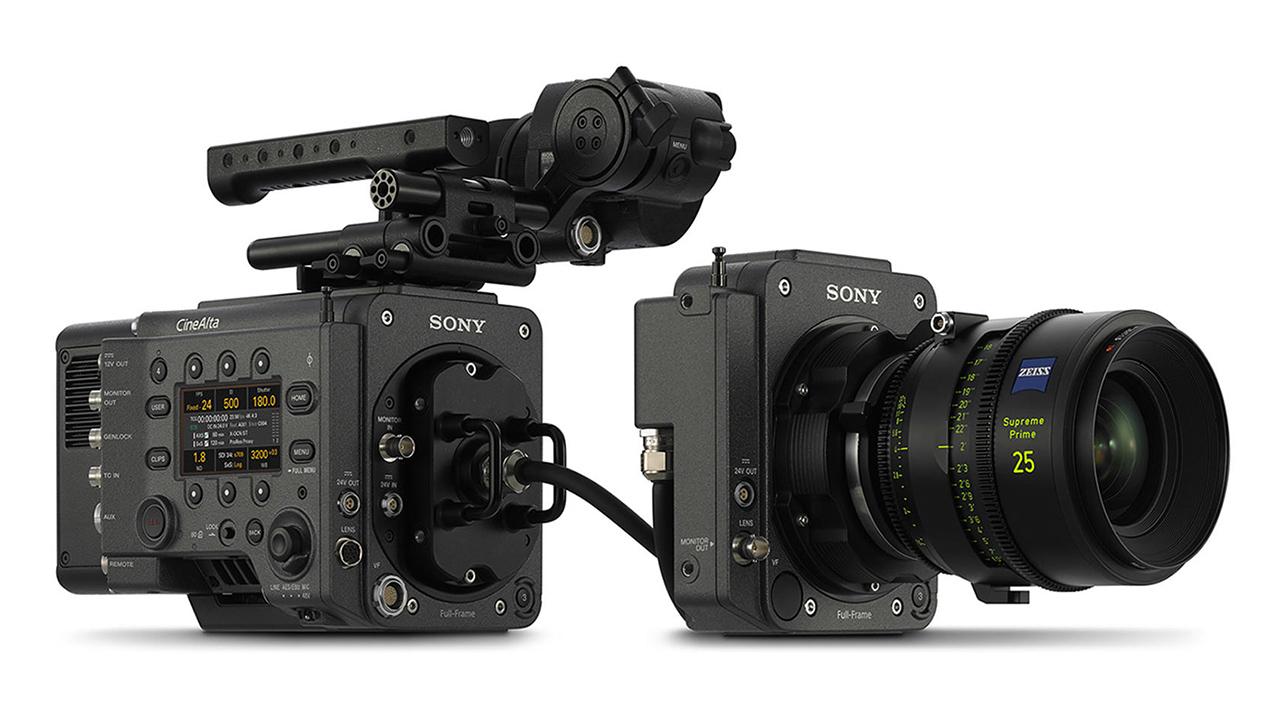 Sony VENICE. Image: Sony.