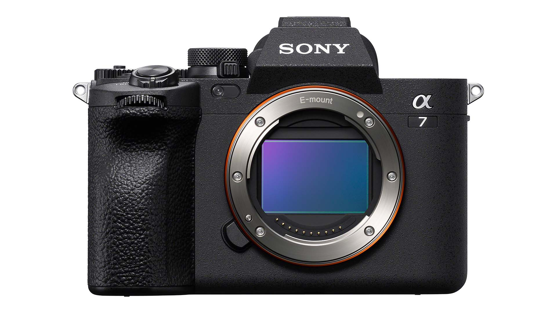 The new Sony a7iv. Image: Sony.