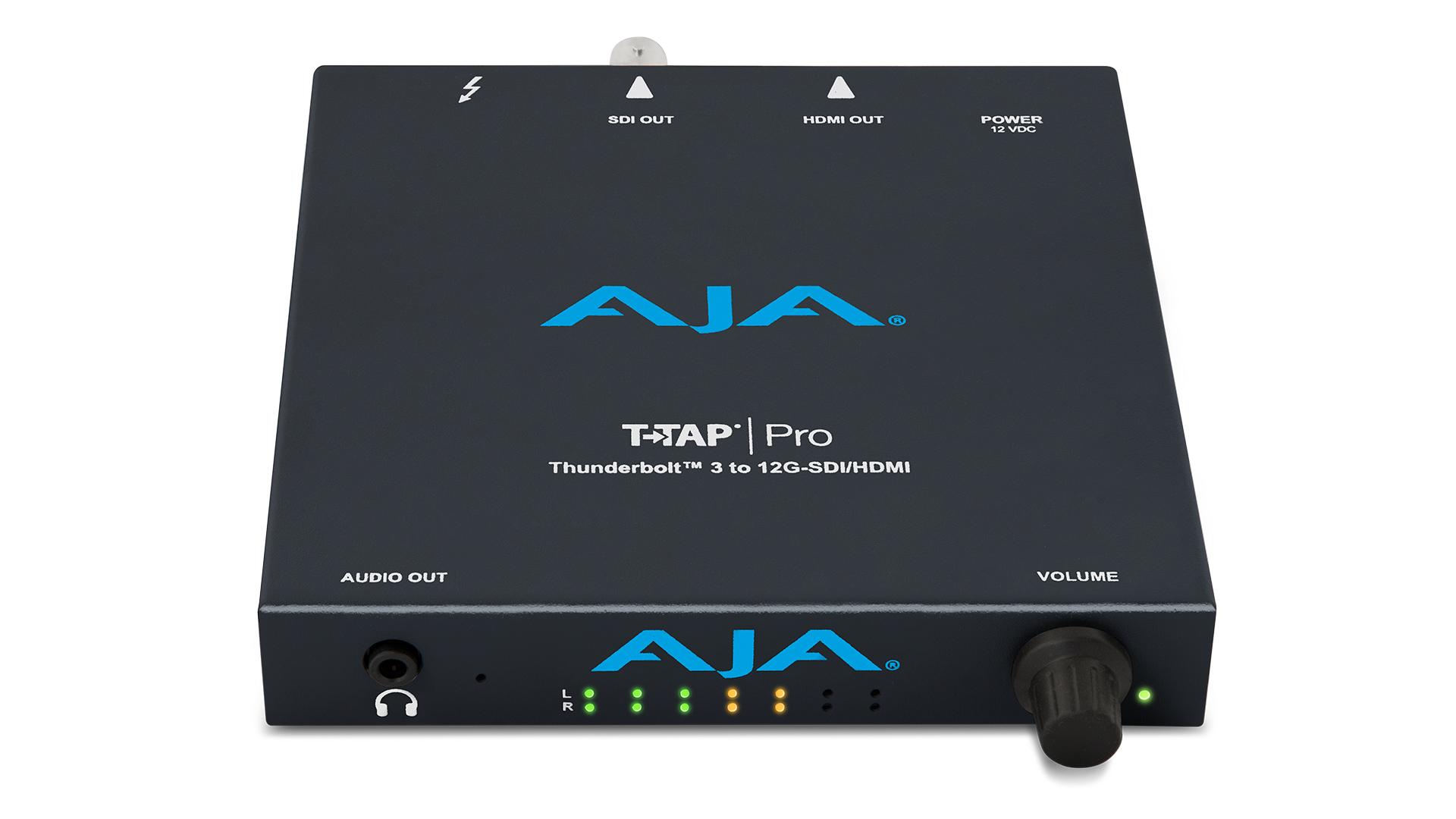 The AJA T-TAP Pro. Image: AJA.
