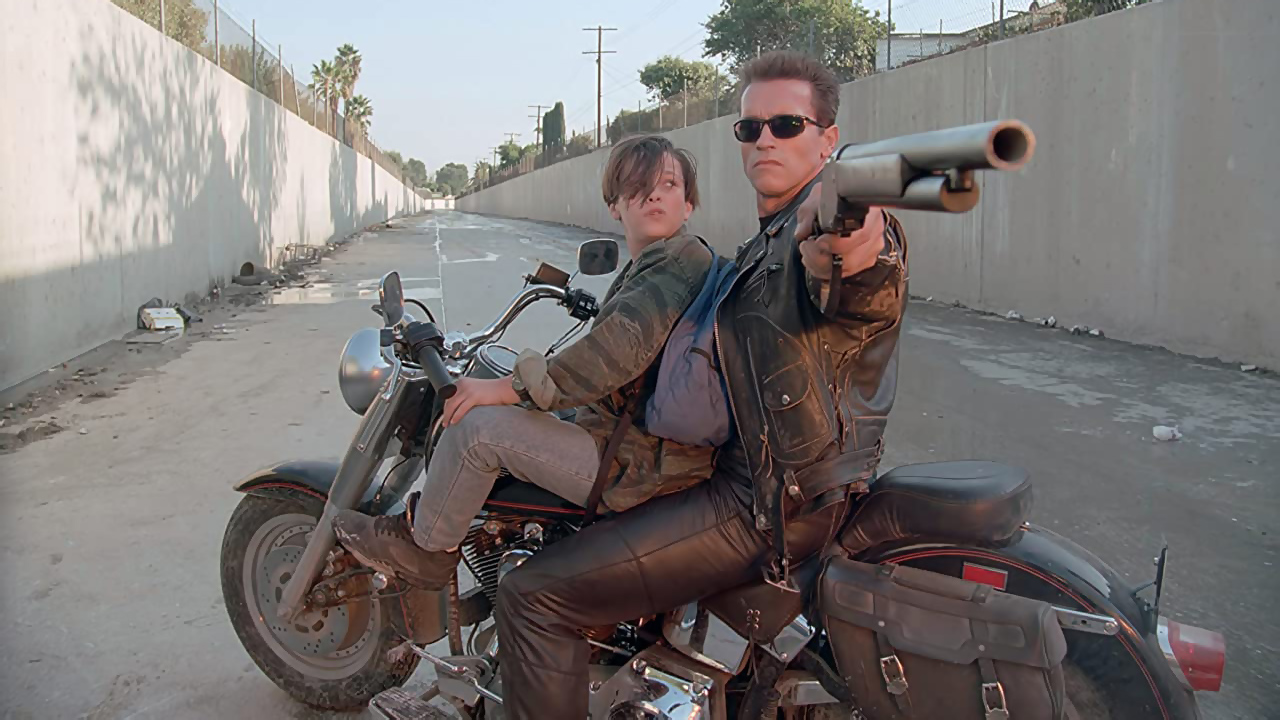 Come with me if you want to live. Terminator 2 is 30 years old this year.