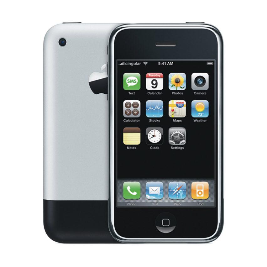 The original iPhone.