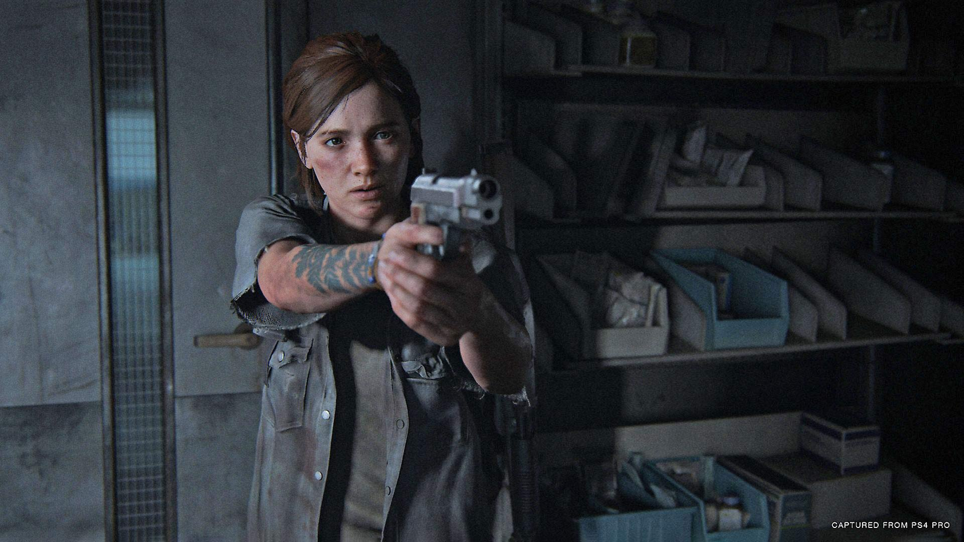The Last of Us: Part 2 has set an extremely high bar for photorealistic, realtime 3D graphics. Image: Sony/Naughty Dog.