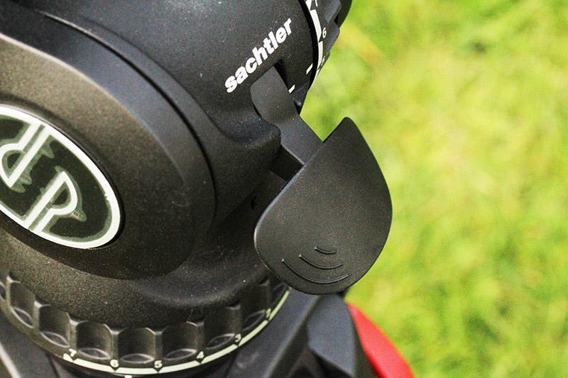 Sachtler Aktiv8 tripod head review.