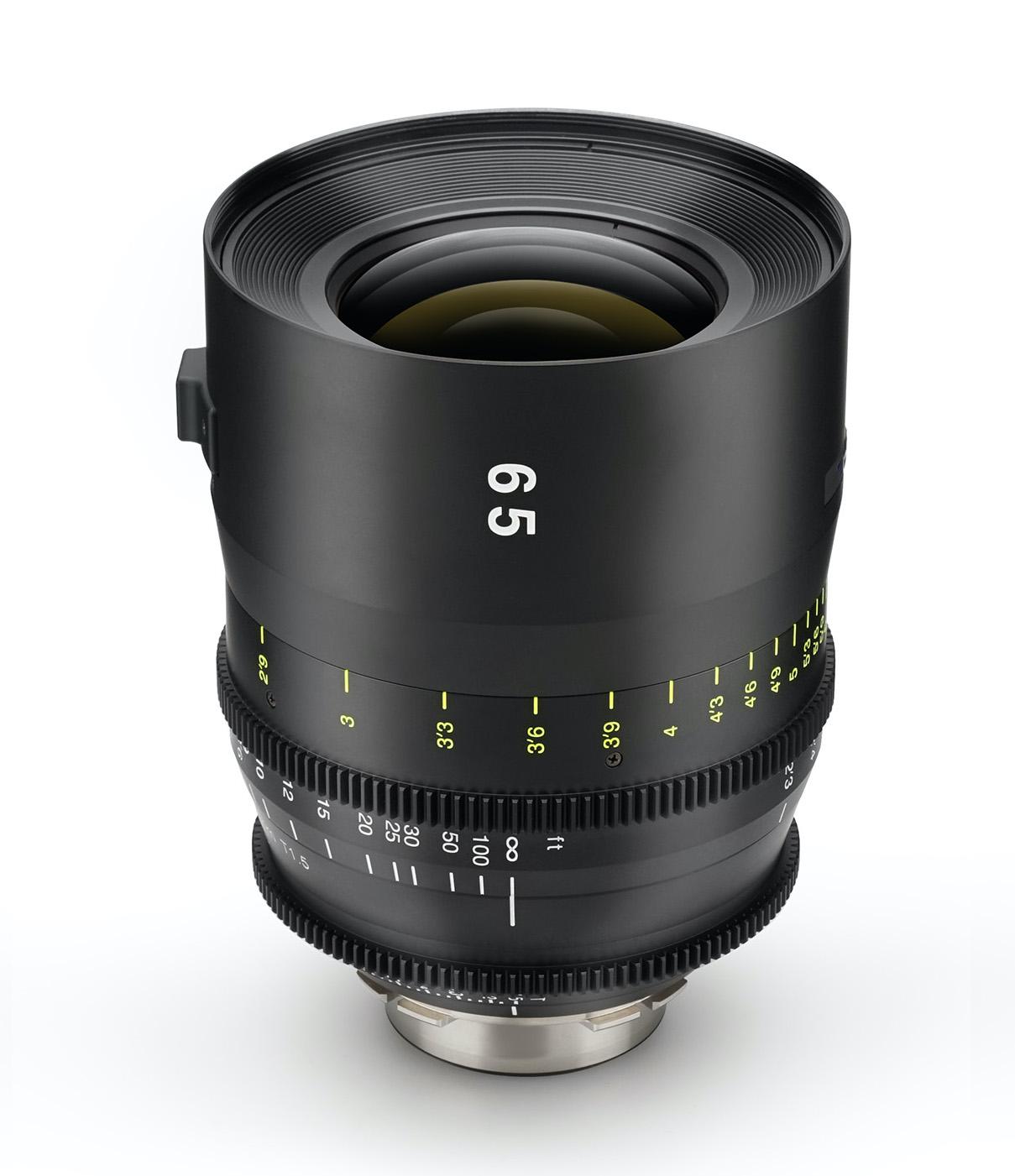 The Tokina 65mm T1.5 Cinema Vista lens. Image: Tokina.