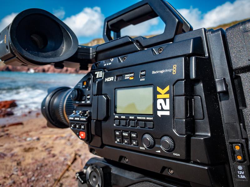 URSA Mini Pro 12K. Image: Simon Wyndham.