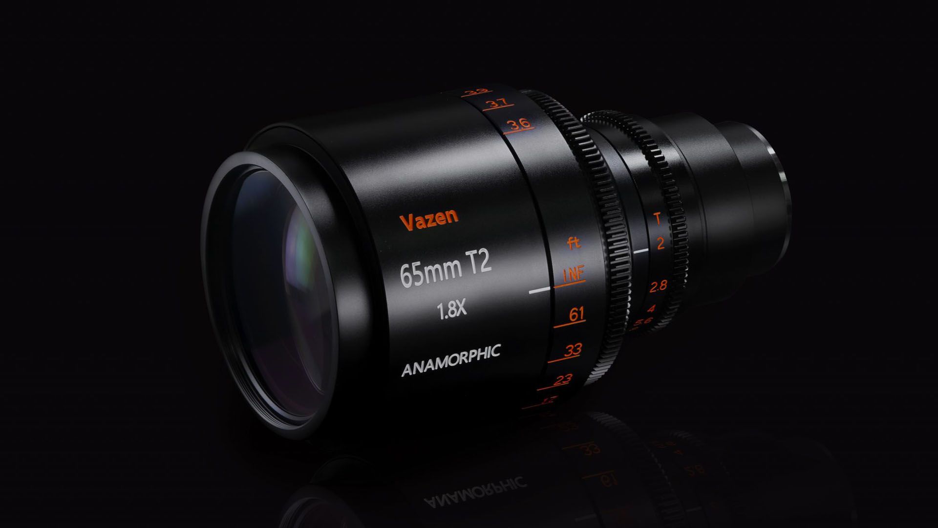The new Vazen 65mm MFT anamorphic lens. Image: Vazen.