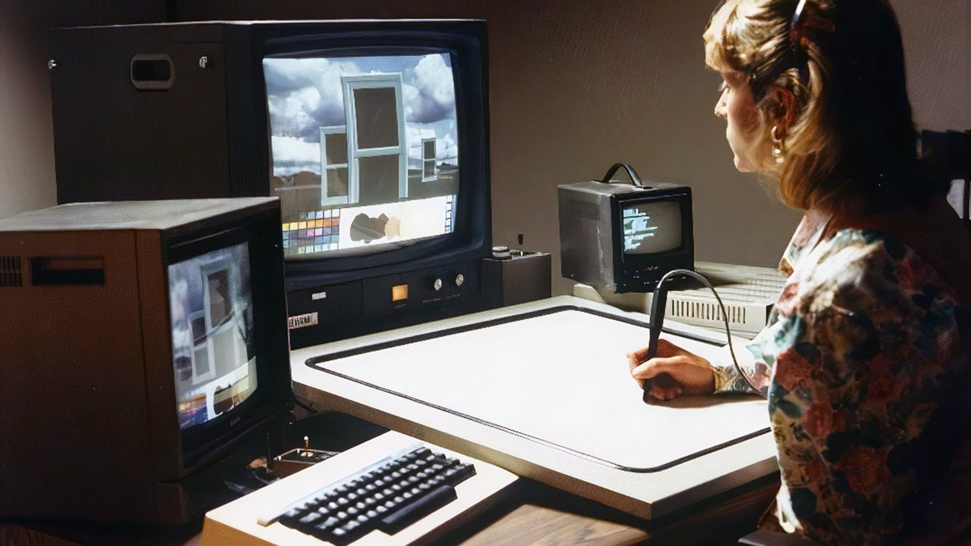 What happened to the Quantel Paintbox?