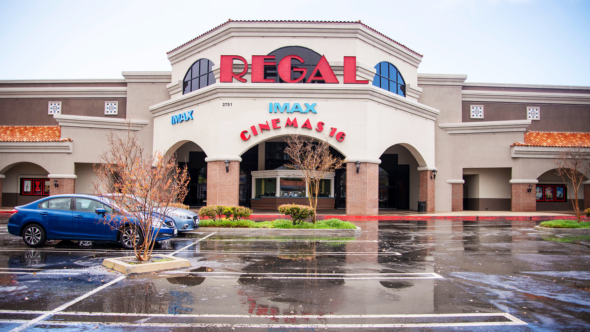 Regal cinemas have closed down. Image: Shutterstock.