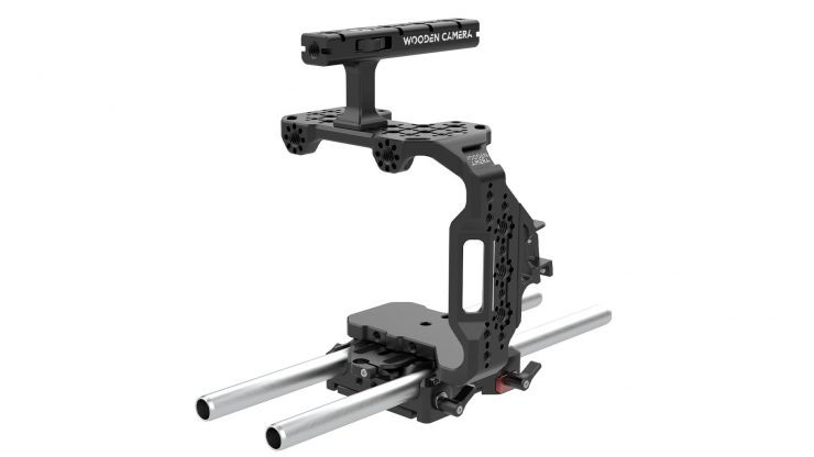 Camera Cage and Accessories for BMPCC 6K Pro