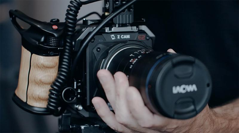 Z CAM E2-F6 ProRes RAW recording with the Atomos Ninja V.