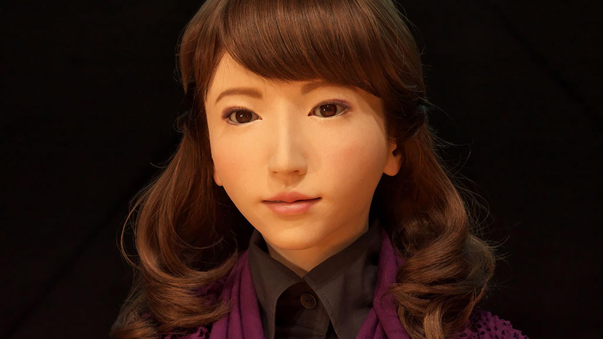 Erica, the robot actress