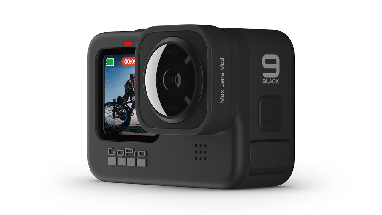 The GoPro Max Lens Mod. Image: GoPro.